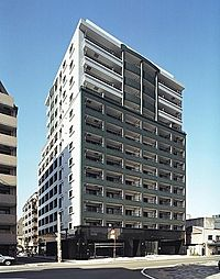エンクレスト博多[9階]の外観