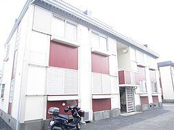 サンハイツ新井D[102号室号室]の外観
