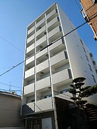 セントラルヒルズ橘[8階]の外観