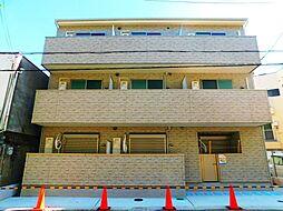 パルディナカダIII[1階]の外観