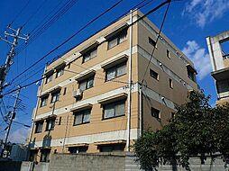 ビオトープ宝津[2階]の外観