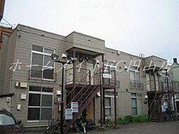 司マンション[2階]の外観
