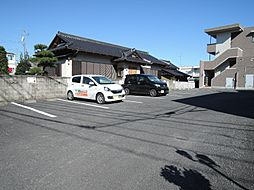 YNコート袴塚[105号室]の外観