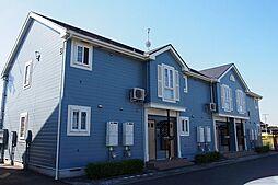 香川県丸亀市飯山町川原の賃貸アパートの外観