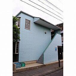 東京都足立区大谷田5丁目の賃貸アパートの外観