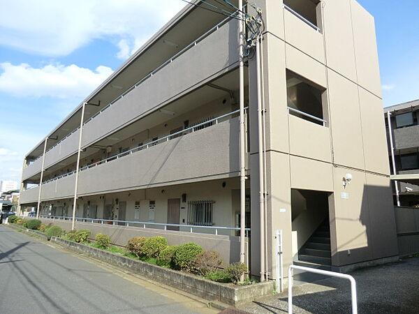 ディアハウス 3階の賃貸【東京都 / 武蔵野市】