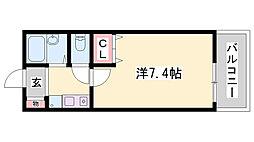 夢前川駅 3.3万円