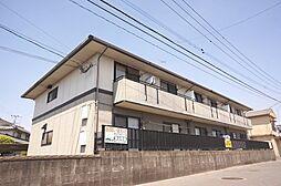 グリーンハイム三沢[101号室]の外観