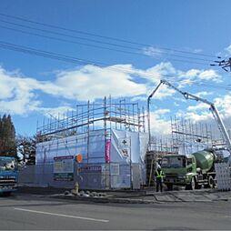 北海道江別市元江別本町の賃貸マンションの外観