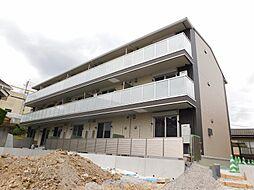 福岡県北九州市八幡西区三ケ森3丁目の賃貸アパートの外観