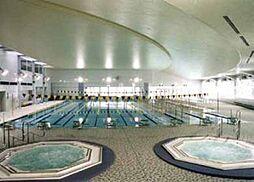 プール下福島プールまで1112m