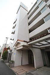 鷺沼ローズプラザ[4階]の外観