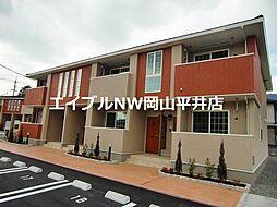 JR山陽本線 万富駅 徒歩11分の賃貸アパート