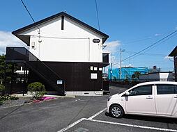 ディアコート B棟[203号室]の外観
