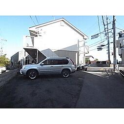 奈良県奈良市西大寺北町4丁目の賃貸アパートの外観