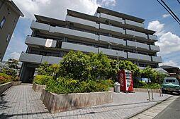 福岡県久留米市花畑2丁目の賃貸マンションの外観