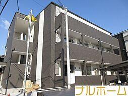 Osaka Metro谷町線 長原駅 徒歩8分の賃貸アパート