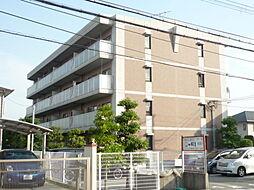 兵庫県伊丹市中野西4丁目の賃貸マンションの外観