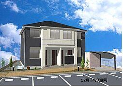 愛知県一宮市赤見3丁目の賃貸アパートの外観