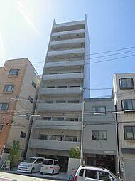 大阪府大阪市港区夕凪1丁目の賃貸マンションの外観