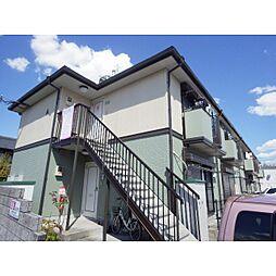 奈良県奈良市大安寺5丁目の賃貸アパートの外観