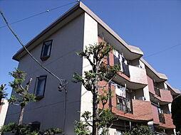 東京都練馬区平和台1丁目の賃貸マンションの外観