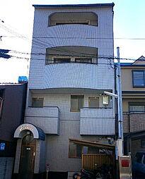 京都府京都市上京区西富仲町の賃貸マンションの外観