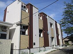 宮城県仙台市太白区諏訪町の賃貸アパートの外観