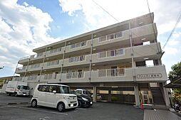 アメニティ東香里[3階]の外観