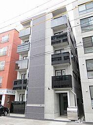 グランラヴィーヌ豊平[4階]の外観