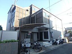 ハイツアサカワ[103号室]の外観