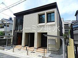 兵庫県神戸市垂水区川原4丁目の賃貸アパートの外観