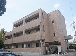 静岡県浜松市中区住吉4丁目の賃貸アパートの外観