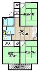 L橘[2階]の間取り