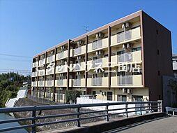 クレール加茂[3階]の外観