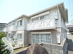 兵庫県神戸市垂水区名谷町字社谷の賃貸アパートの外観