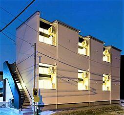 埼玉県さいたま市見沼区大和田町2丁目の賃貸アパートの外観