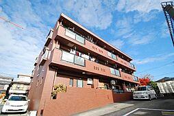 愛知県名古屋市名東区上社5丁目の賃貸マンションの外観