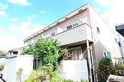 千葉県松戸市五香1の賃貸アパートの外観