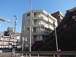 東京都八王子市打越町の賃貸マンションの外観