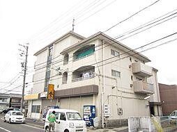 愛知県名古屋市西区玉池町の賃貸マンションの外観