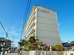 エクセム[6階]の外観