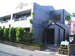 京都府久世郡久御山町佐山東代の賃貸アパートの外観