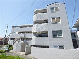 兵庫県明石市大久保町わかばの賃貸マンションの外観