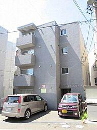 コーポげんじ菊水[3階]の外観