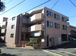 千葉県千葉市若葉区源町の賃貸マンションの外観
