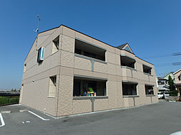 兵庫県加古川市別府町新野辺北町1丁目の賃貸アパートの外観
