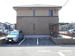 ソレイユ新吉田東[2階]の外観