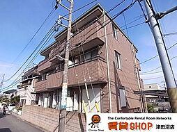 コンフォート津田沼[202号室]の外観