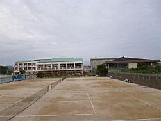 日立市立泉丘中学校(1014m)